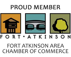 Proud Member of the Fort Atkinson Area Chamber of Commerce