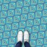 Patterned Vinyl Flooring 30 New Styles To Shake The Floor Under Your Feet For The Floor More