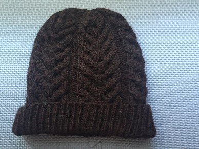 Antler Hat by tincanknits