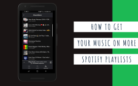 How to get your music on more spotify playlists