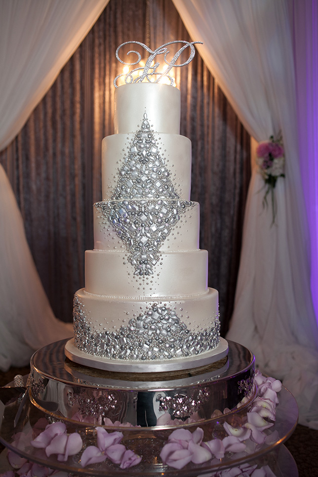 Custom Wedding Cakes For The Love Of Cake Shop In