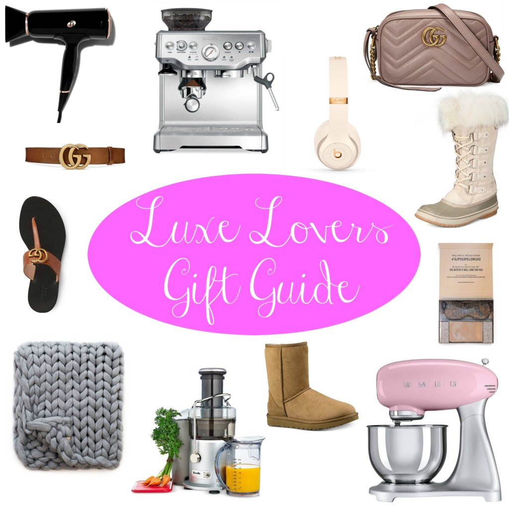 Luxe Lover Gift Guide