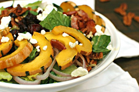 Fall Harvest Salad For The Love Of Gourmet