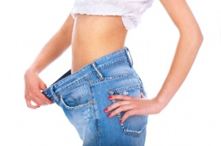 Losing weight with healthy eating