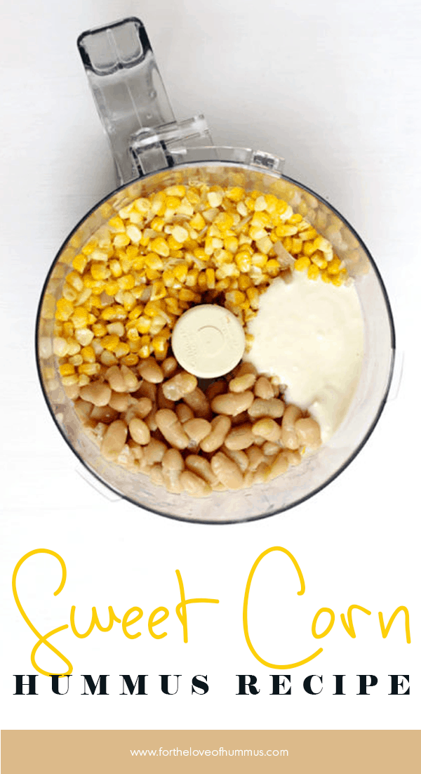 Sweet-Corn-Hummus recipe