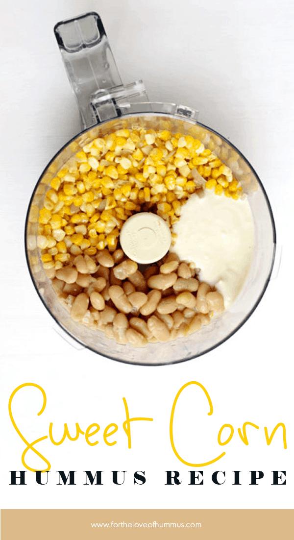 Sweet-Corn-Hummus recipe