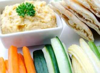 Sweet Corn Hummus Recipe
