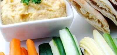 Sweet Corn Hummus Recipe