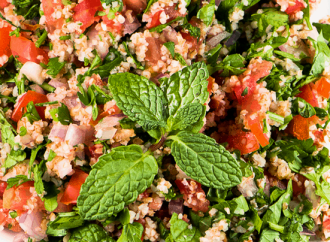 Tabouli: Its History and Health Benefits