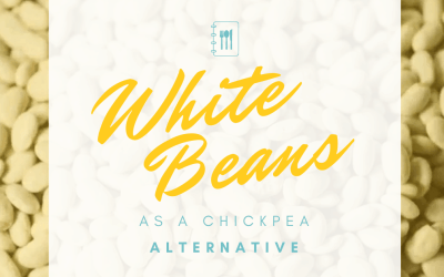 White Beans as a Chickpea Alternative