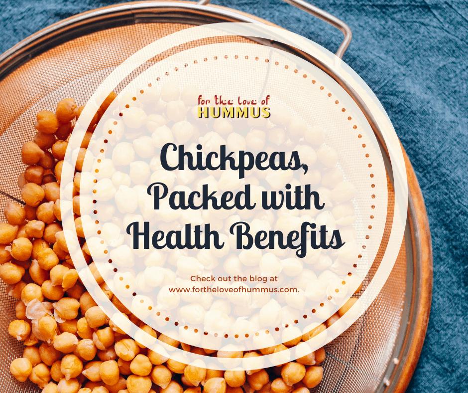 enjoy the health benefits of chickpeas