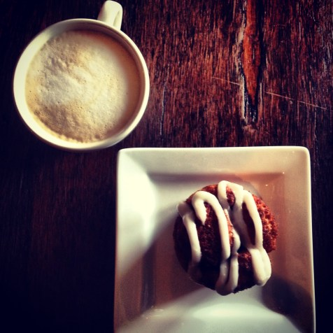 My Favorite Coffee and Monkey Bread | Frothy Monkey in Nashville & Franklin