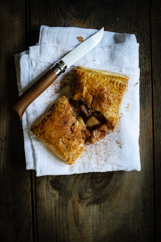 Spiced Pear Turnover | for the love of the south