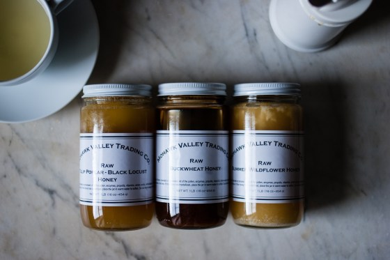 Mohawk Valley Raw Honey Giveaway | for the love of the south