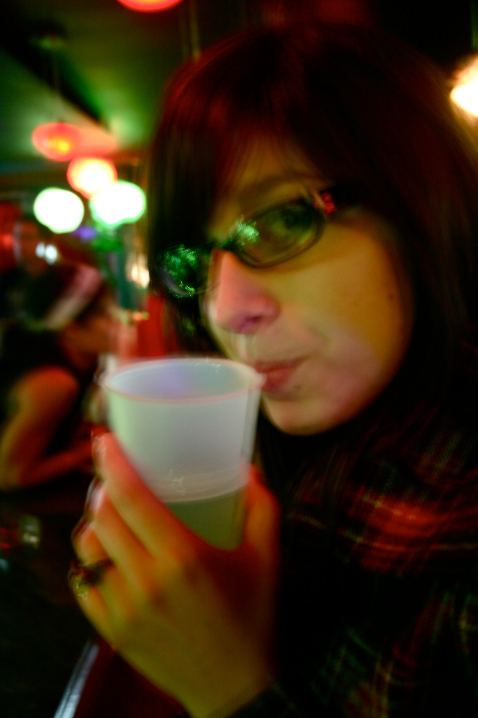 Me and My Absinthe Shot