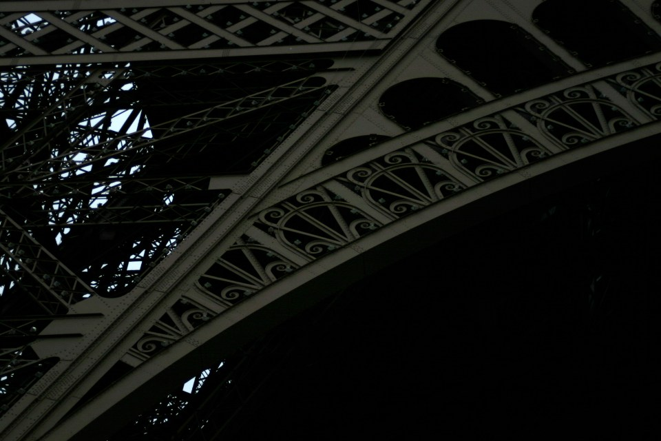 Details on the Eiffel Tower