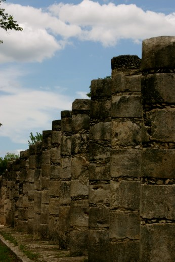 Chichen Itza Archaeological Site