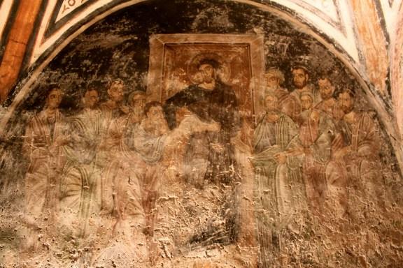 Crypt Fresco.