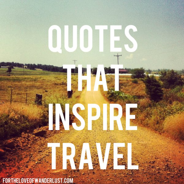 Short Quotes Funny Travel - Year of Clean Water