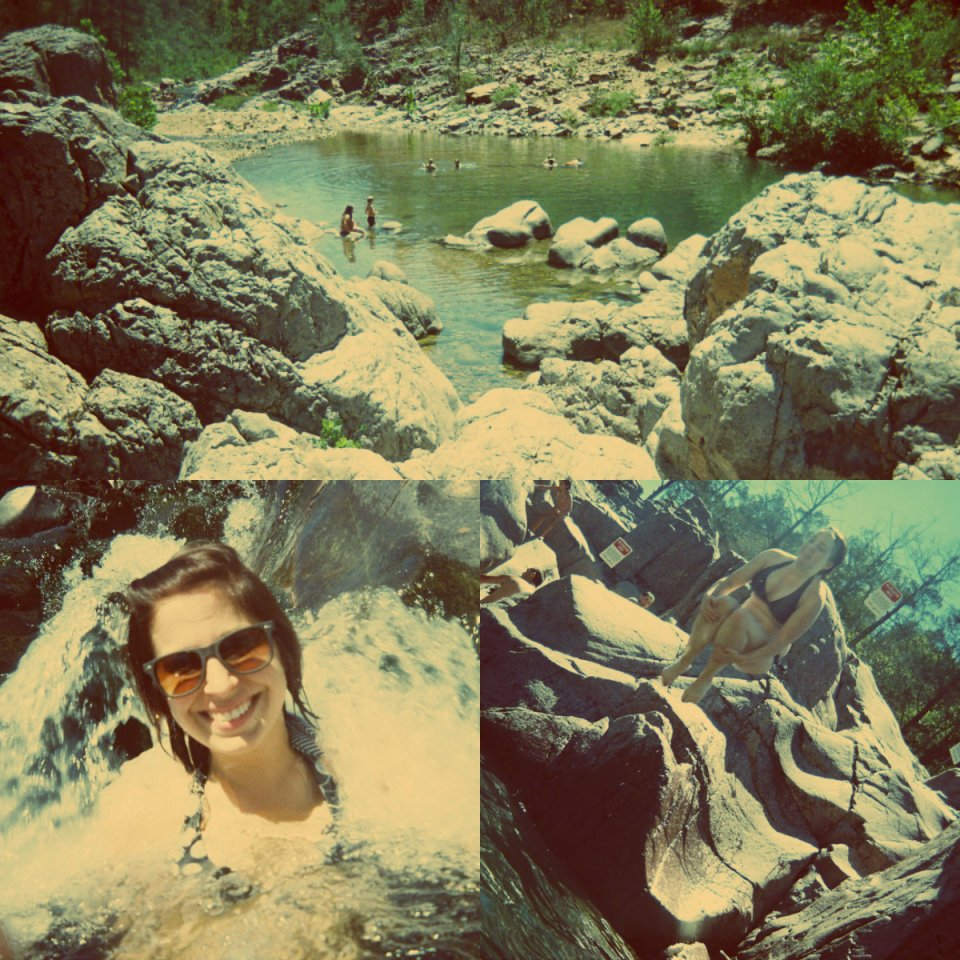 Stacey Johnson Shut-Ins collage