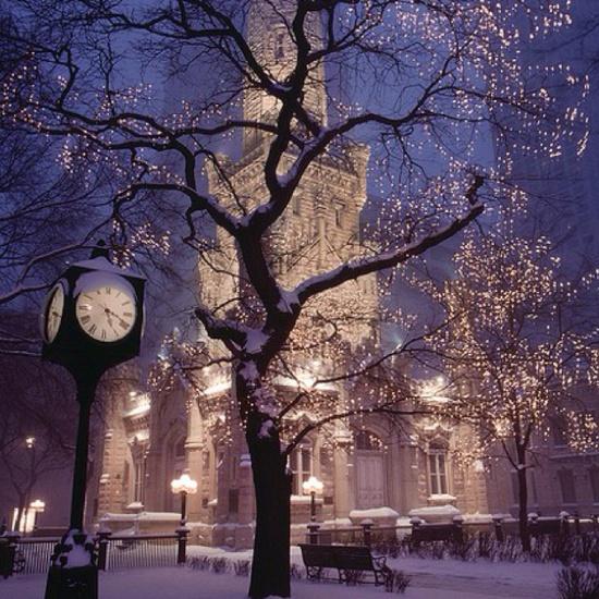 Snow Chicago