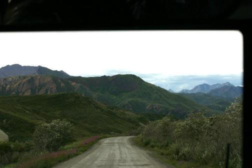 Road to WanderlustDenali
