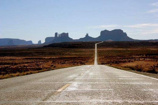 Road to WanderlustMonument Valley