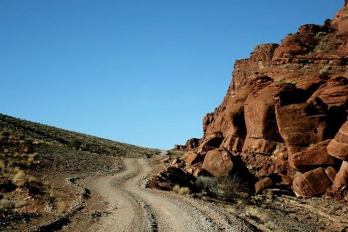 Road to WanderlustPotash Road