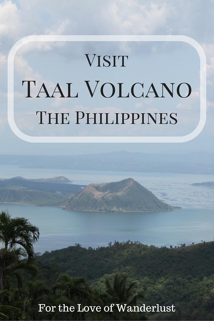 Tagaytay, Philippines & Taal Volcano