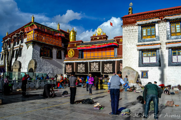 Jenny - Jokhang Temple
