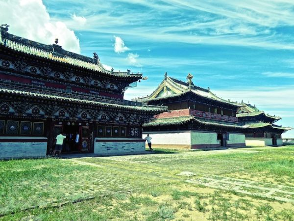 Stefan Sebastien - Kharkhorin temple Mongolia