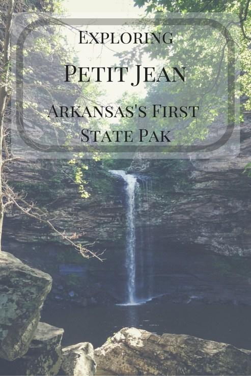 Exploring Petit Jean