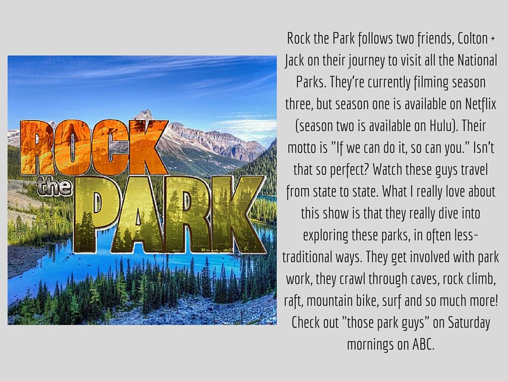 Rock the Park follows two friends-2