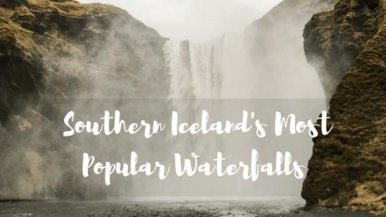Skogafoss And Seljalandsfoss Southern Icelands Most Popular