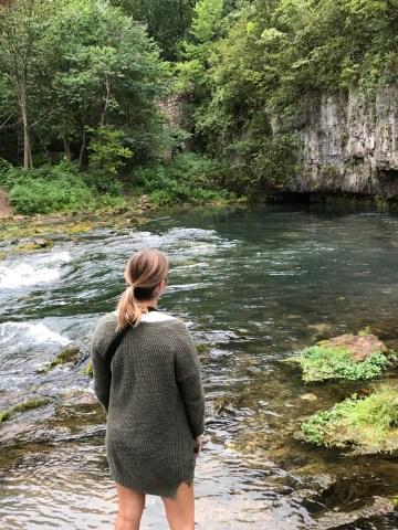 Ozark National Scenic Riverways - Welch Spring