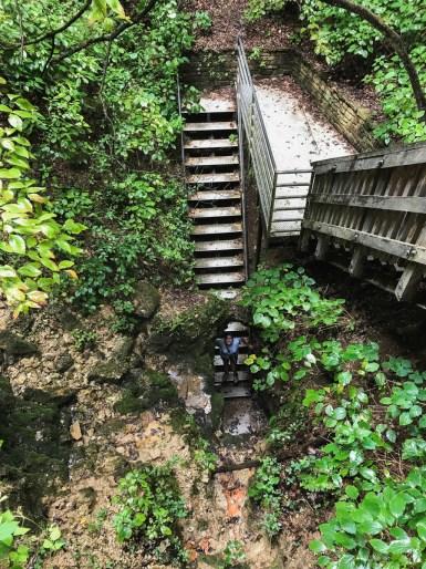Ozark National Scenic Riverways Devil's Well