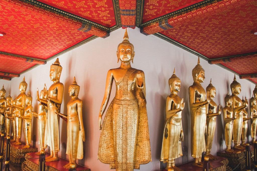 5 Temples in Bangkok