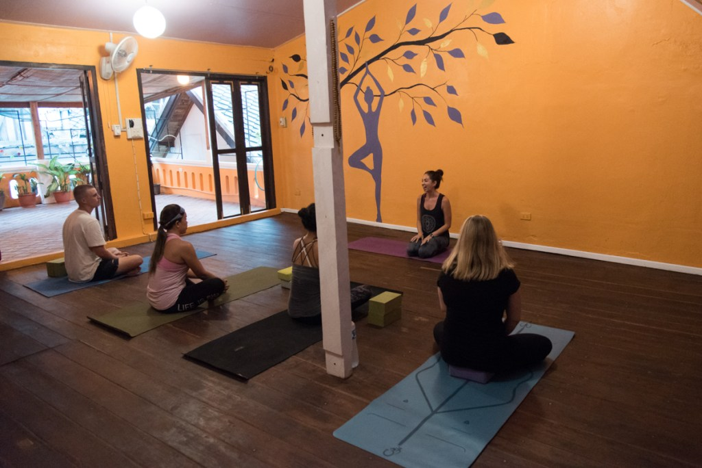 These Classes Are A Great Way To Wind Down Meditate Or Exercise After Day Of Exploring Plus Its In Location Explore The Night Market