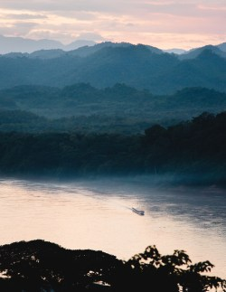 Climbing Mount Phousi in Luang Prabang is a must for any visit to LPB