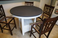 Annie Sloan Chalk Paint Kitchen Table Tutorial - For the ...