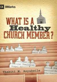 What Is a Healthy Church Member 1