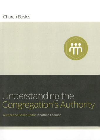Understanding The Congregations Authority large