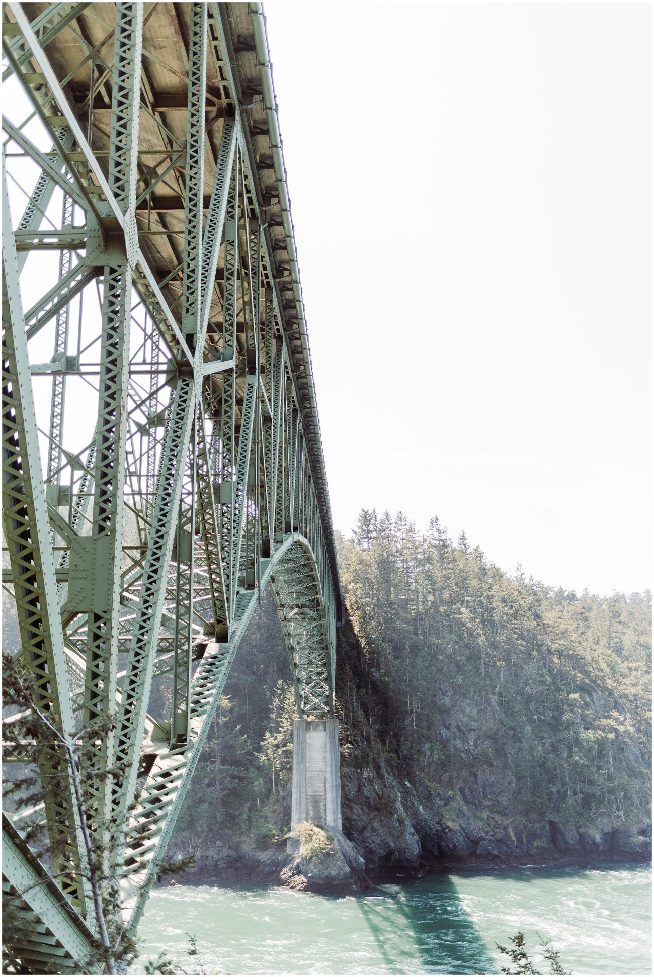 Photo of Deception Pass Bridge in Deception Pass State Park by Forthright Photo