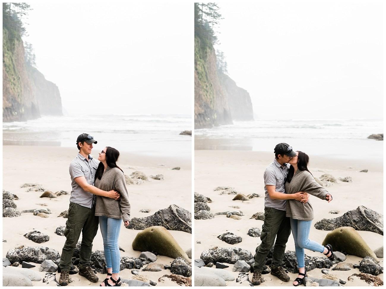 Oregon Coast Wedding Photographers - Forthright Photo