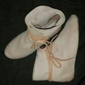 Lave middelalderstøvler / Low Medieval boots