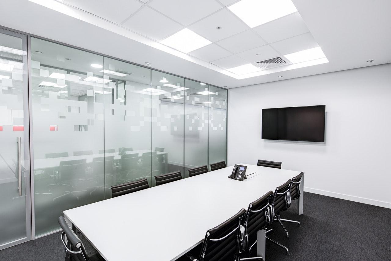 boardroom safe room
