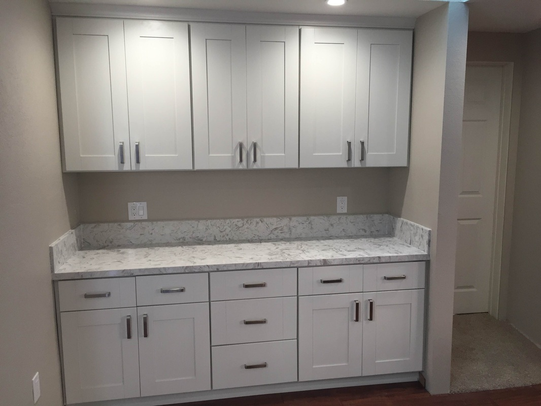 30 Beautiful White Quartz Countertops with White Cabinets