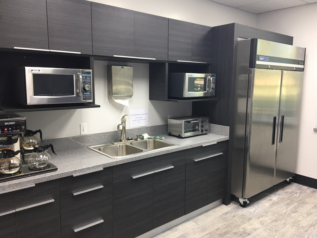 commercial work european style frameless cabinets and grey