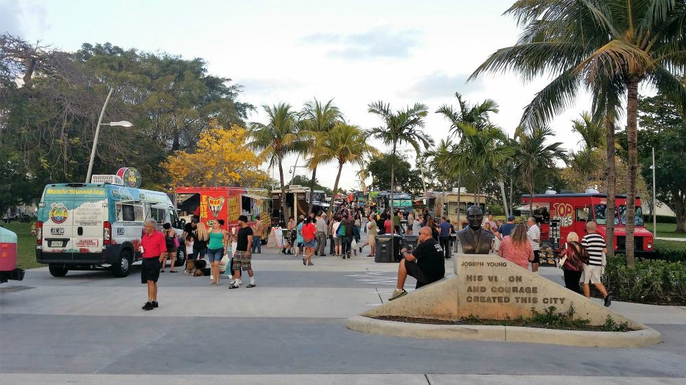 Food Trucks Events Fort Lauderdale On The Cheap