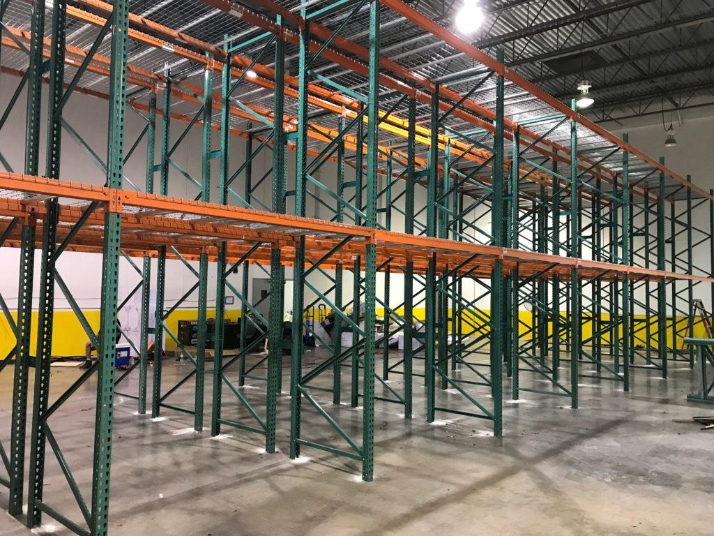 fort lauderdale pallet rack supply we